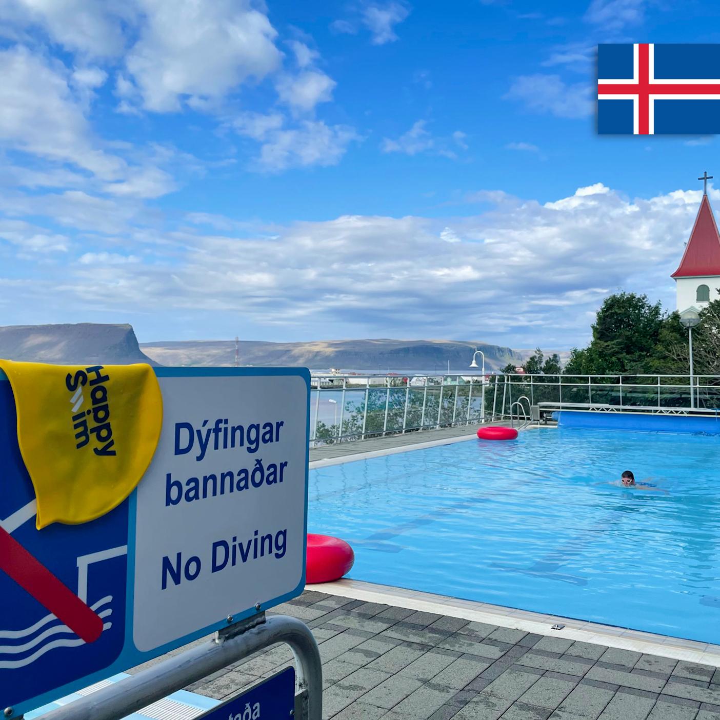 Kde plaveme - Island