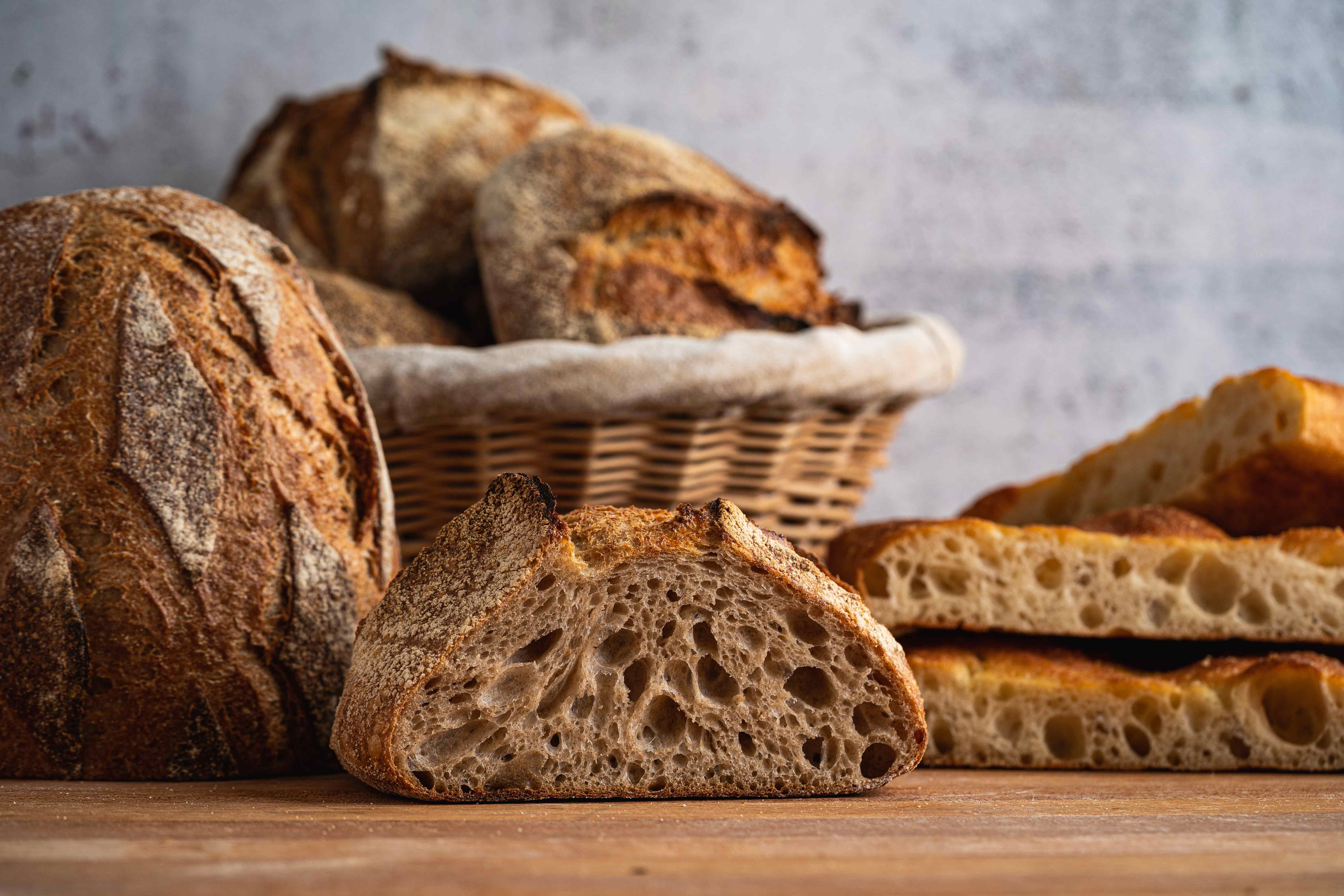 Bread Elements specialty baked sourdough loaf