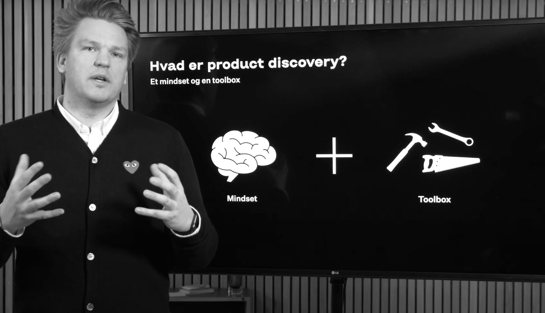 Deltag I Product Discovery Online med Martin Ibsen fra Syndicate U