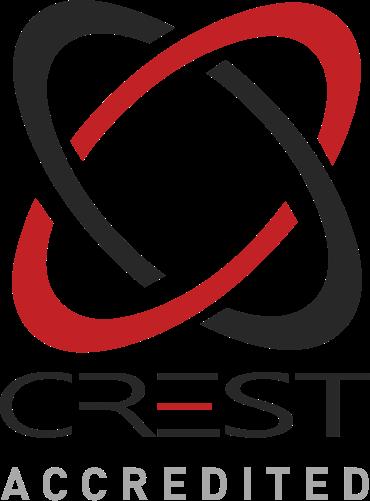 CREST accredited