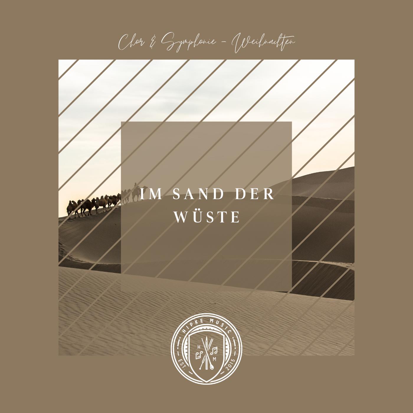 Im Sand der Wüste