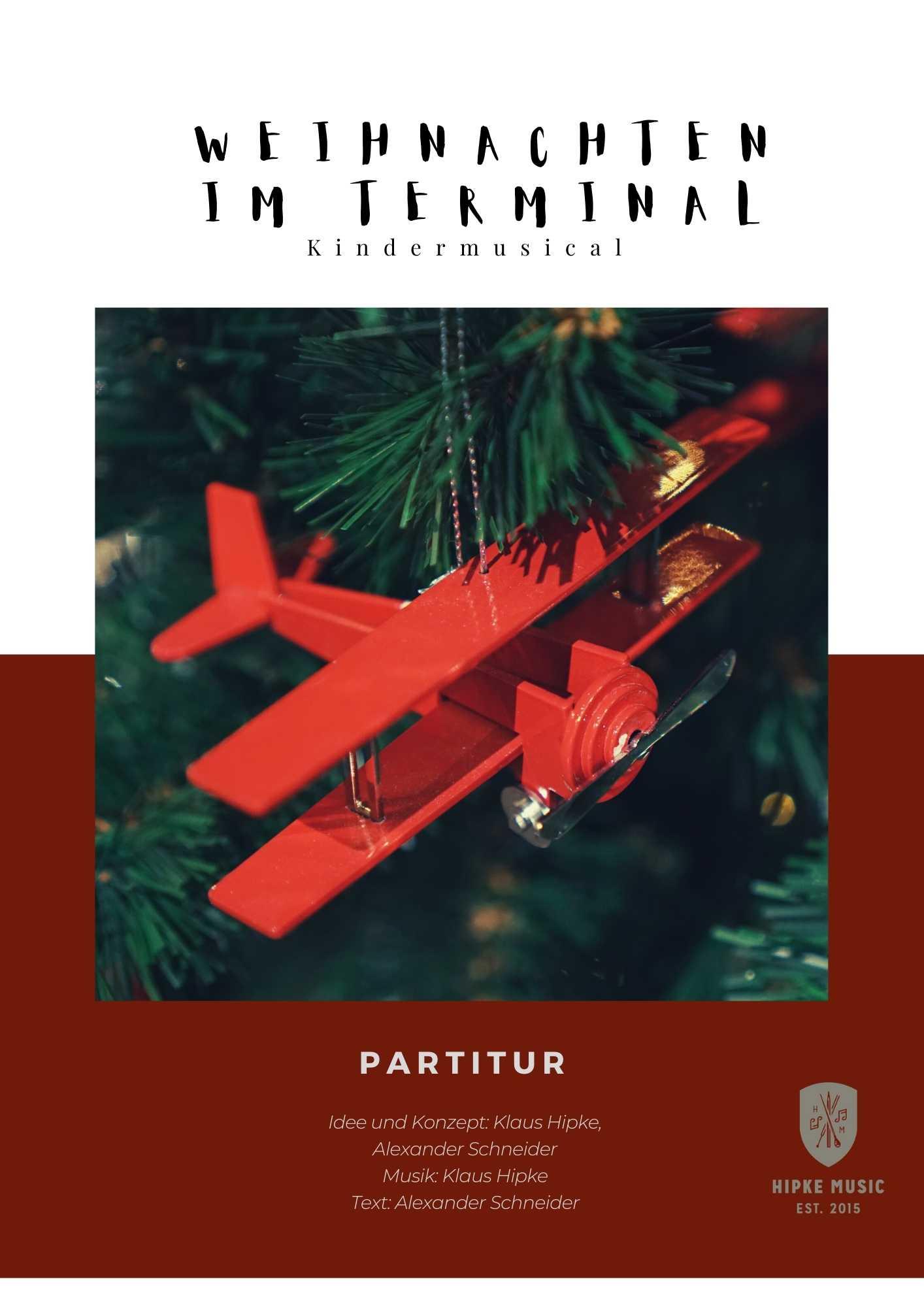Kindermusical - Weihnachten im Terminal