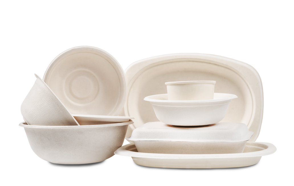 Bagasse is an eco-alternative to polystyrene suitable food