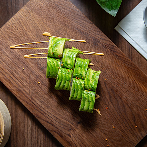 Mintage Sushi Steinkjer Sandkrabbe & Avocado