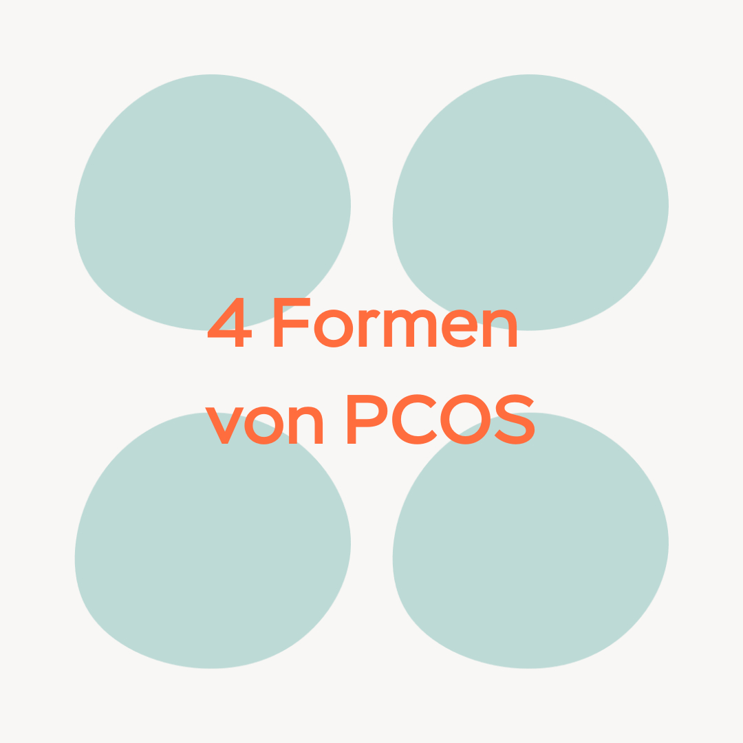 Welche Formen von PCOS gibt es?
