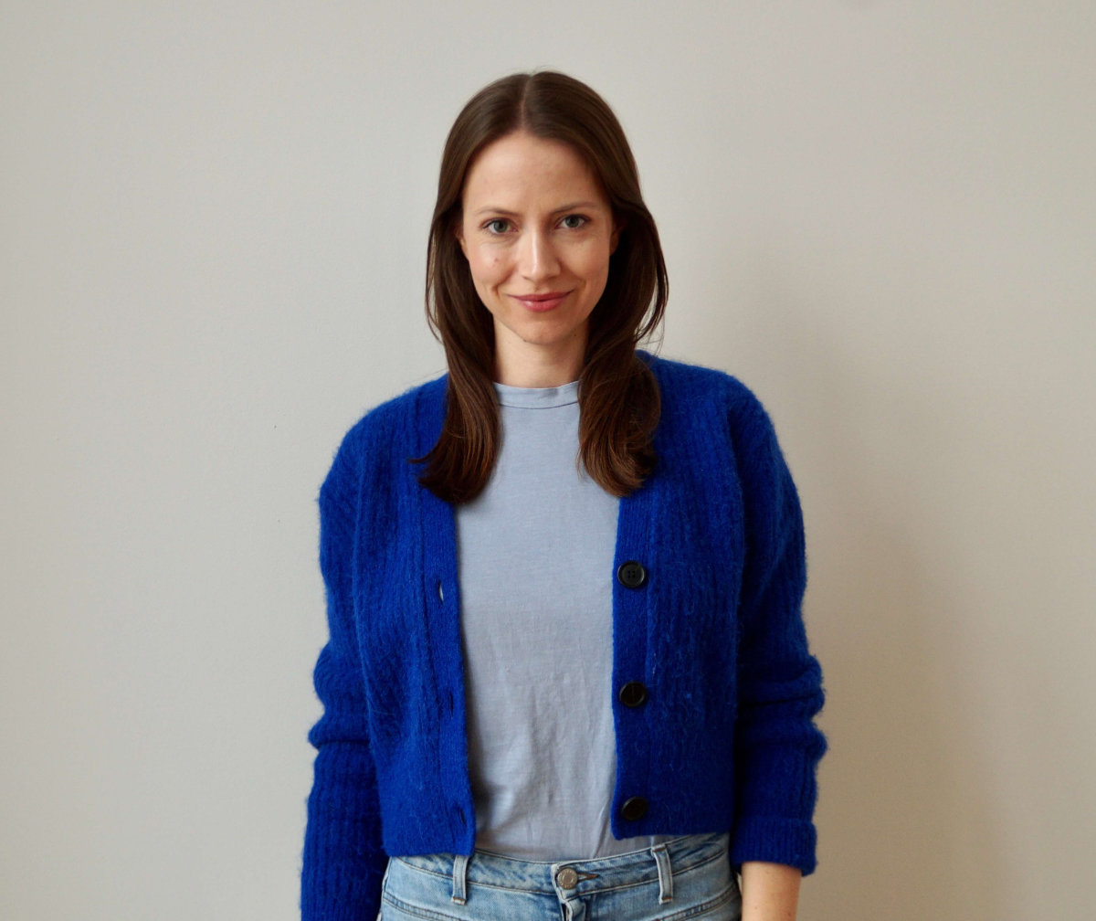 Lia Grünhage, Gründerin von AVERY Fertility