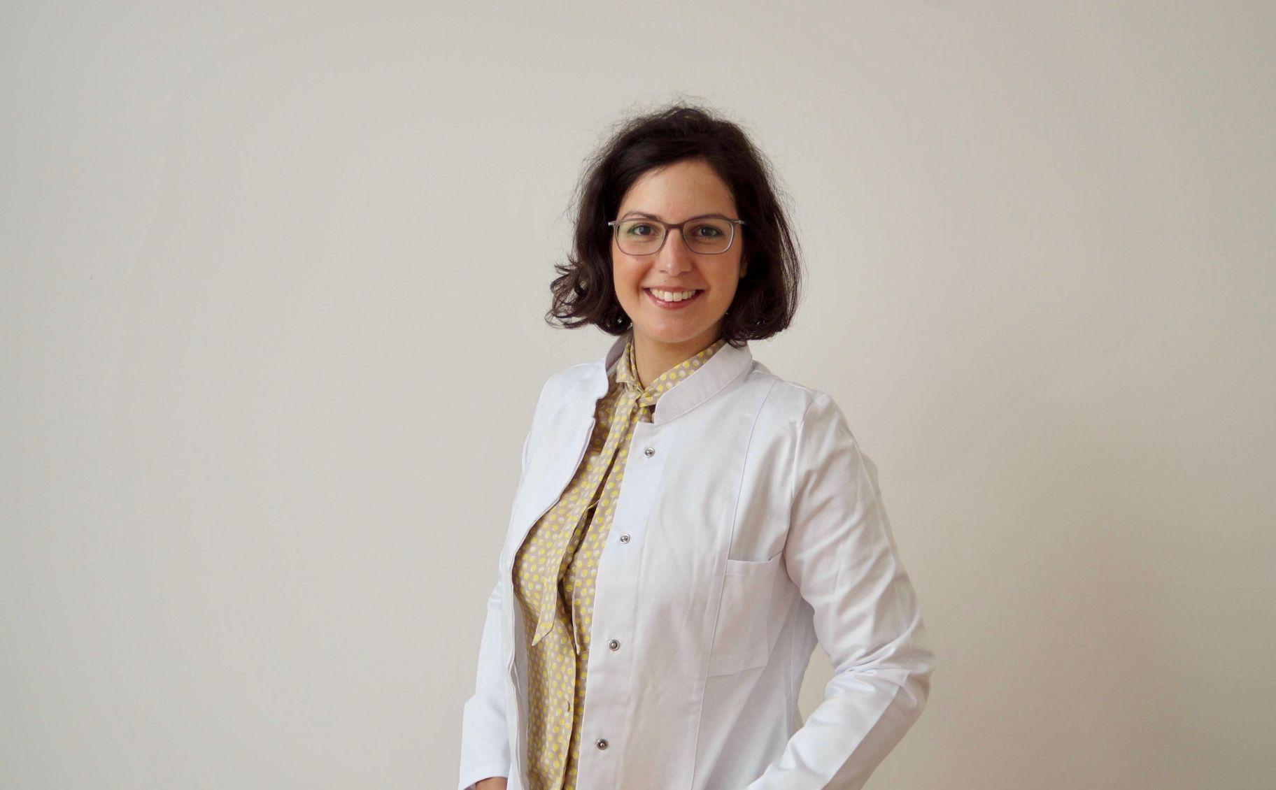 Reproduktionsmedizinerin und Kinderwunschärztin Dr. Schima Djalali-Pregartner