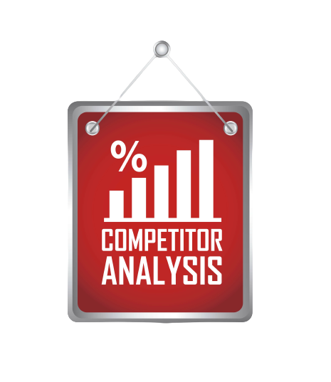 conduct ecommerce competitor analysis to build an idea where your business stands in the marketplace