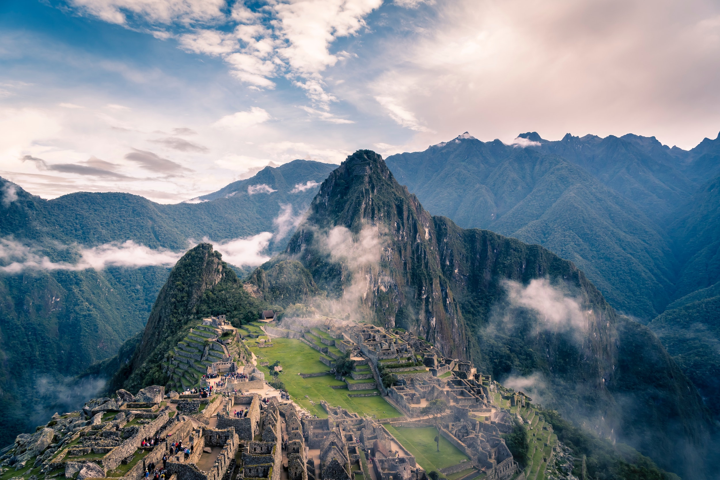 Peru Sustainable Tourism Brochure