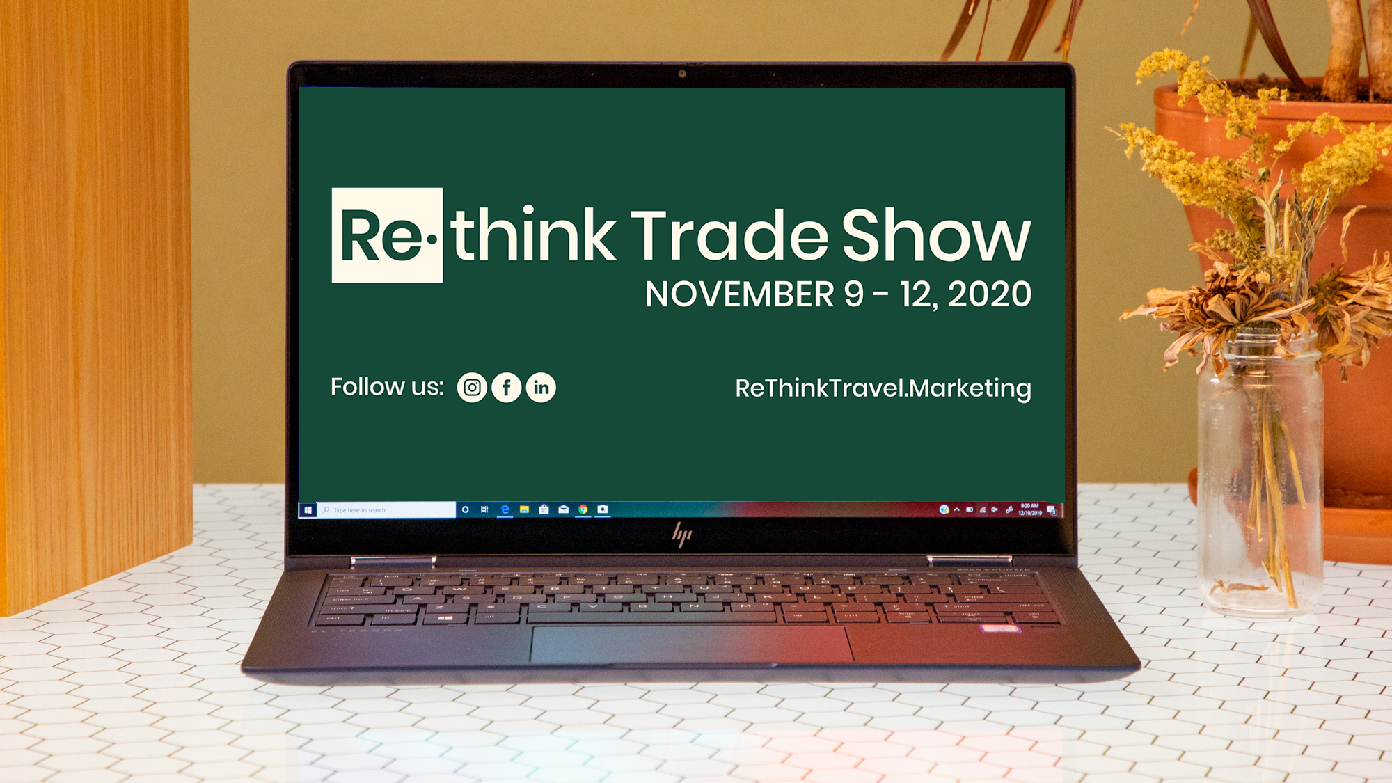 APTA Members to Exhibit at Upcoming Re•think Travel Trade Show