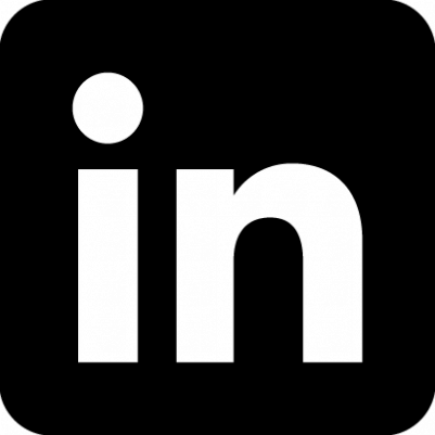 LinkedIn 'in' icon for Andrew St. Hilaire /andrewstrealtor
