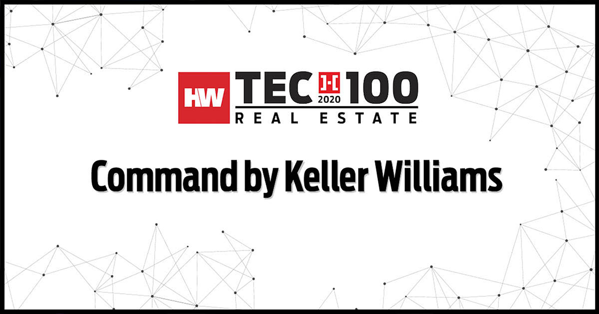 KW Command: 2020 HW Tech100 Winner