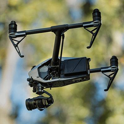 Drone Cinematography Image