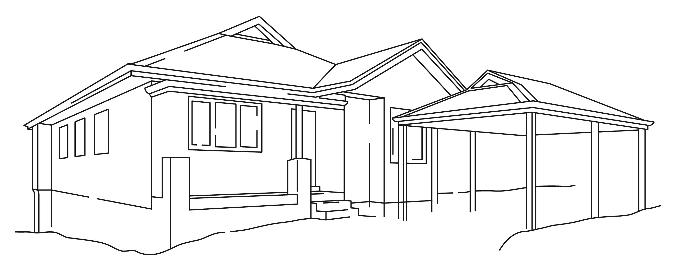 Granted Constructions - Passive House - Illustration