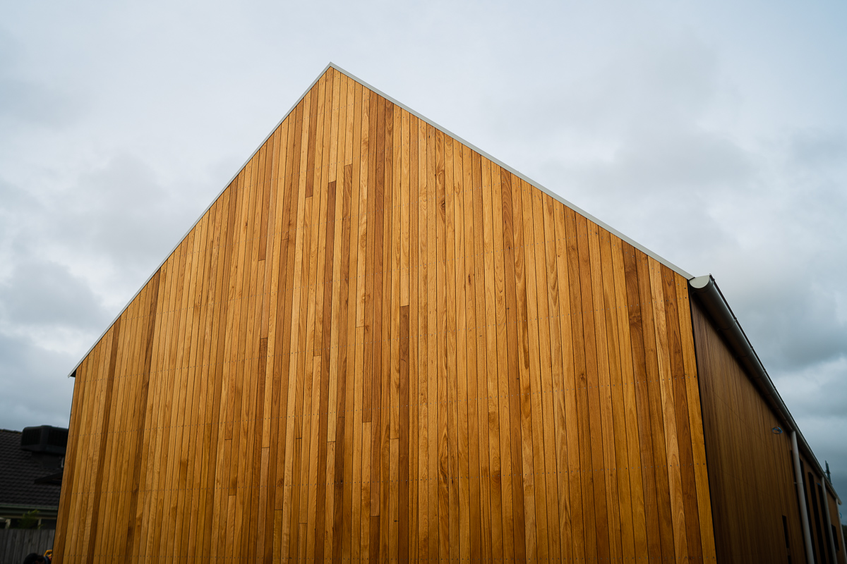 Granted Constructions - Melbourne - Beautiful Wooden Exterior