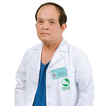 Bác sĩ CK II, Thầy thuốc ưu tú Nguyễn Văn Khuê