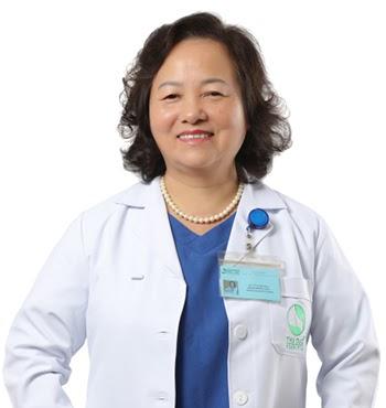 Bác sĩ CKI Phạm Hồng Vân
