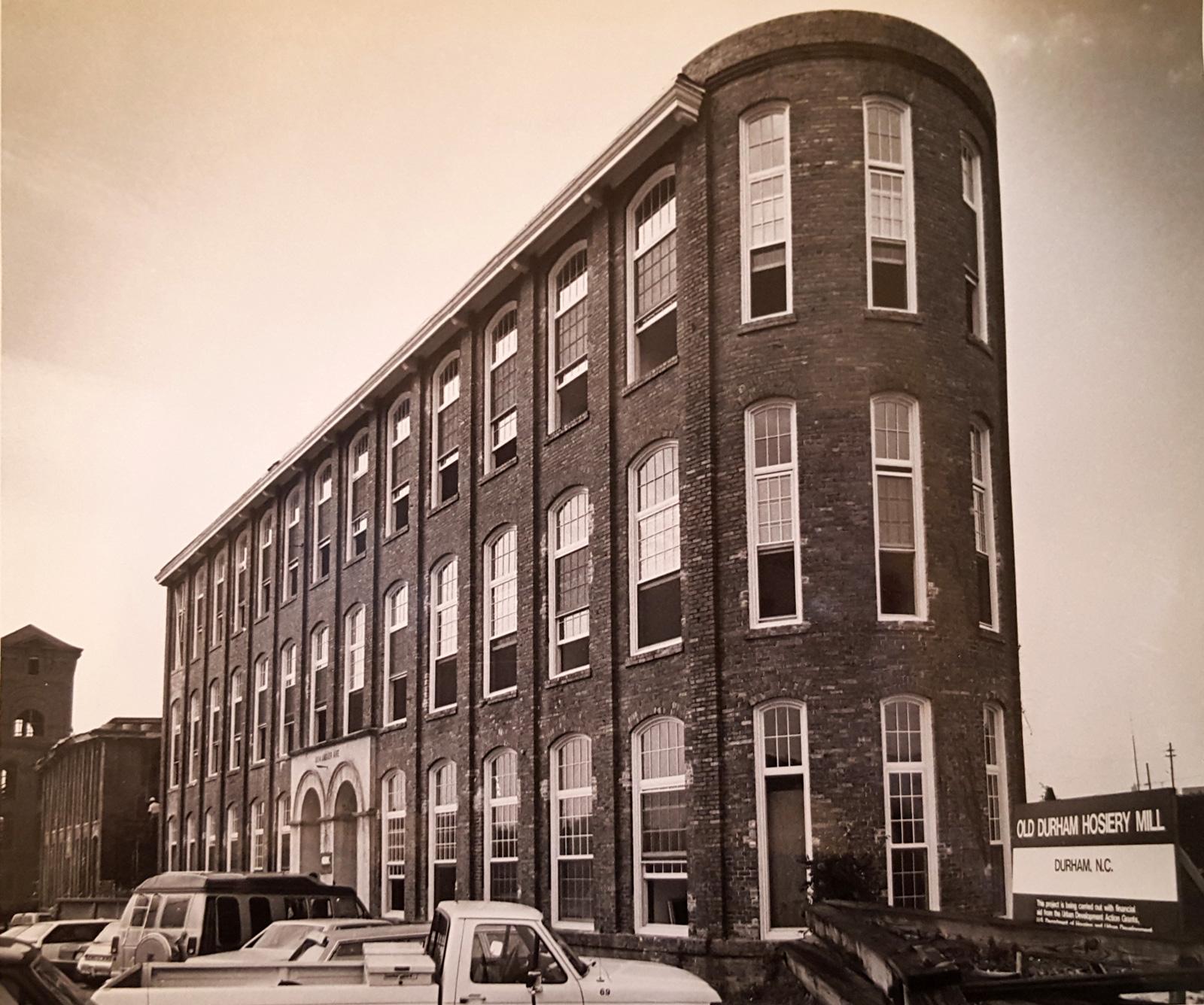 Old Durham Hosiery Mill