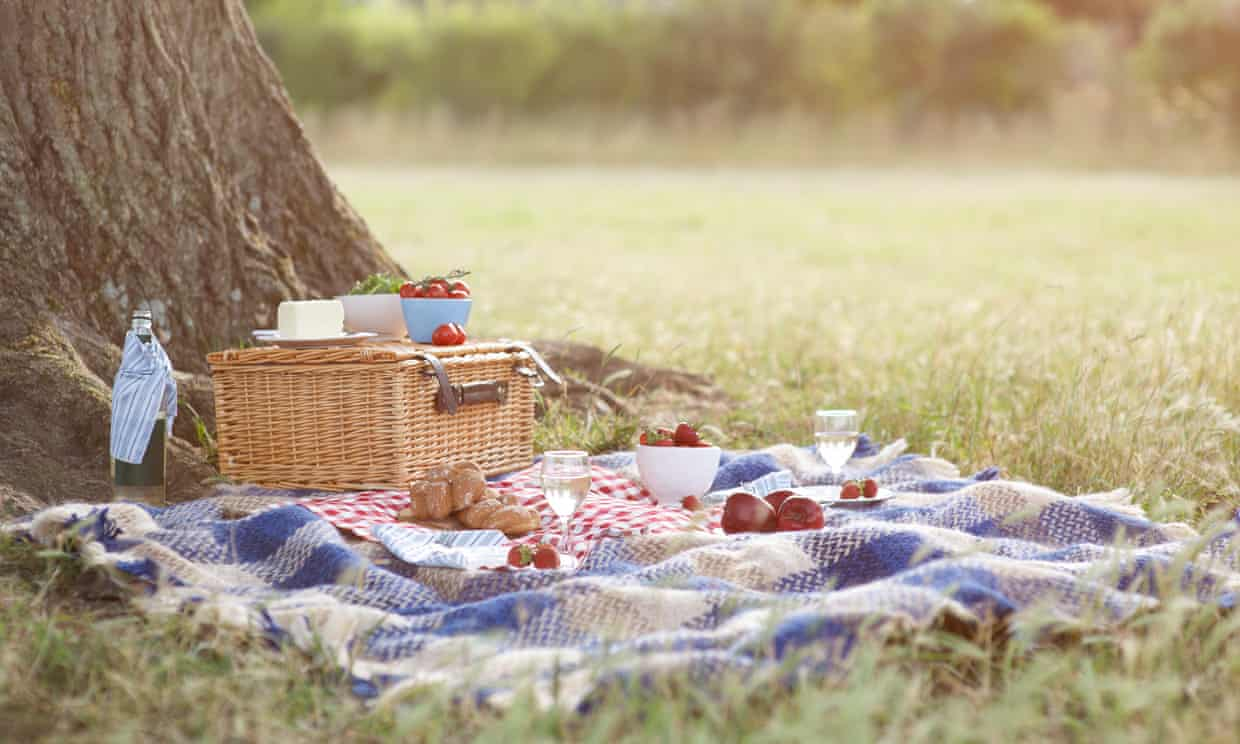 Why you need to consider your neighboring school playground for your next picnic.