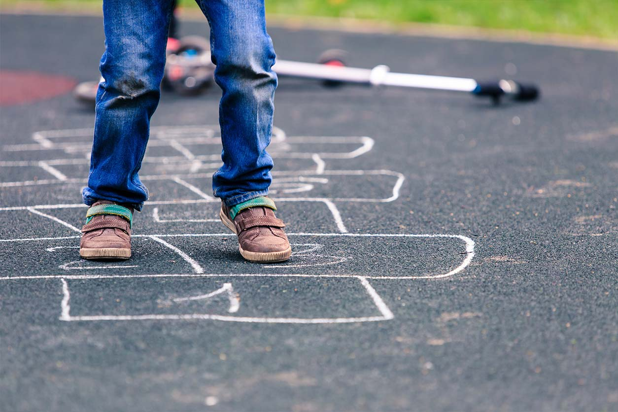 Nine outdoor games that are bomb