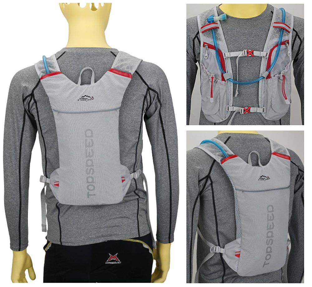 A budget friendly Hydration Vest for your next hiking adventure