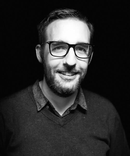 photo of Nick Hall, CEO