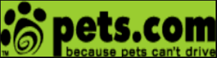 case study of pets.com introduction stage
