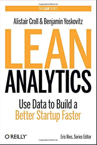 Lean Analytics by Alistar Croll review