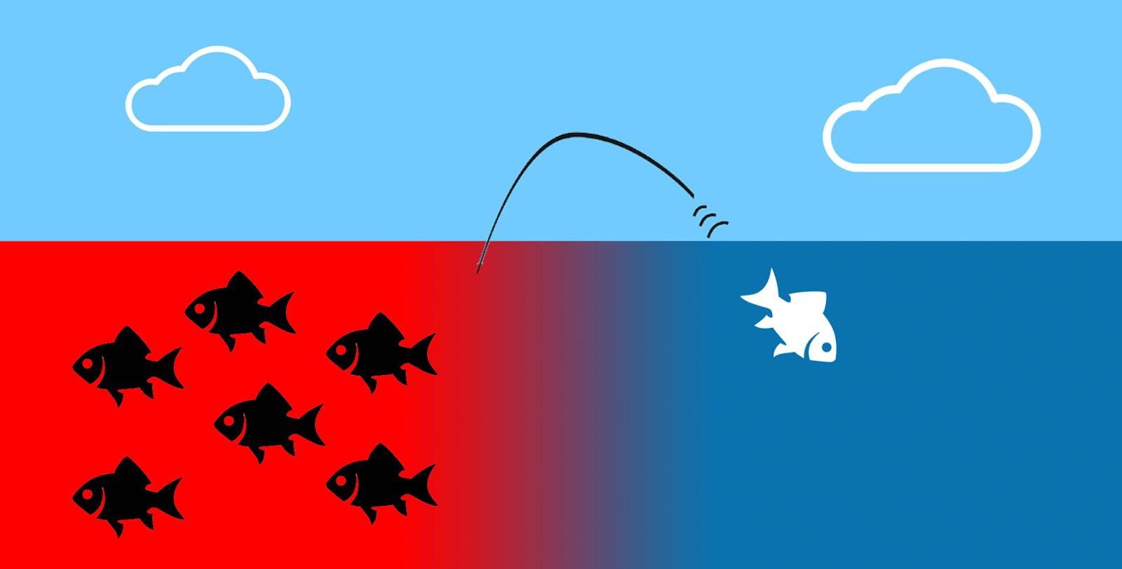Red Ocean vs Blue Ocean: SaaS examples