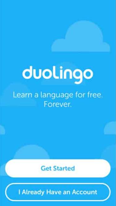 Duolingo onboarding UI UX
