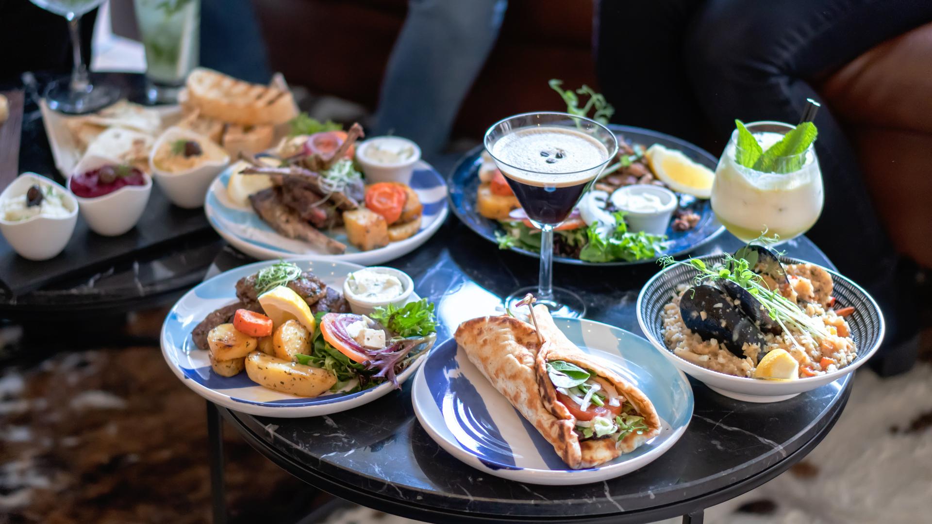 Mezethes Greek Taverna food 04