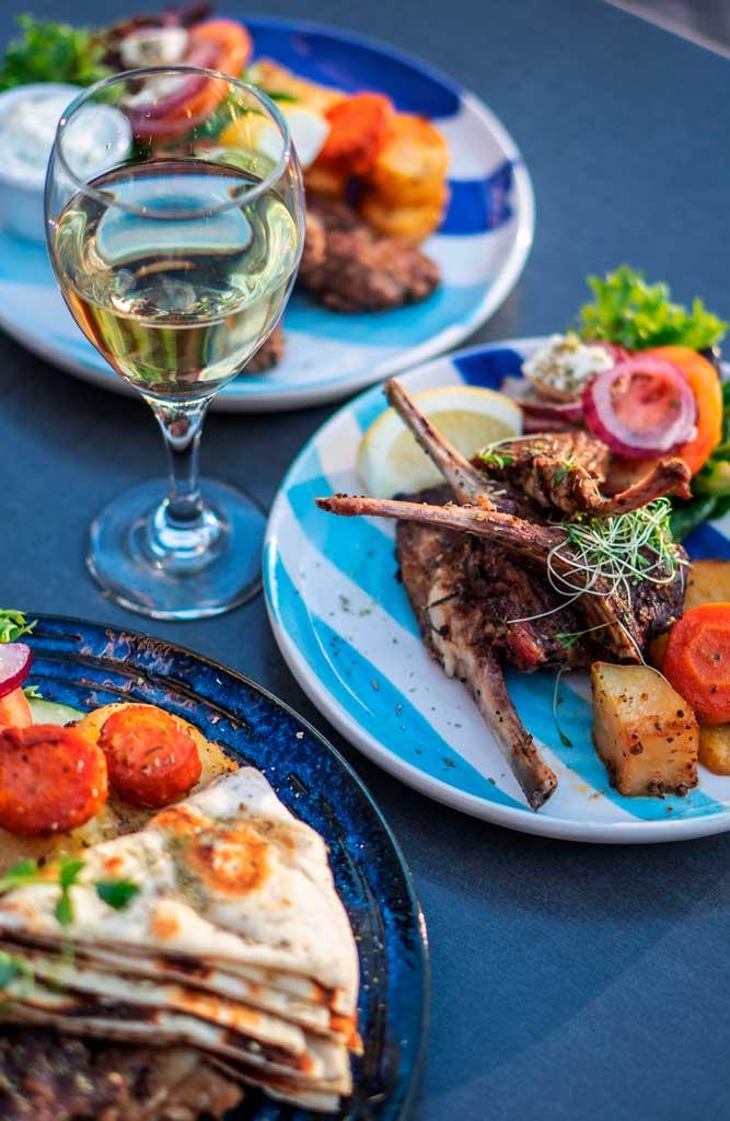 Mezethes Greek Taverna food 09