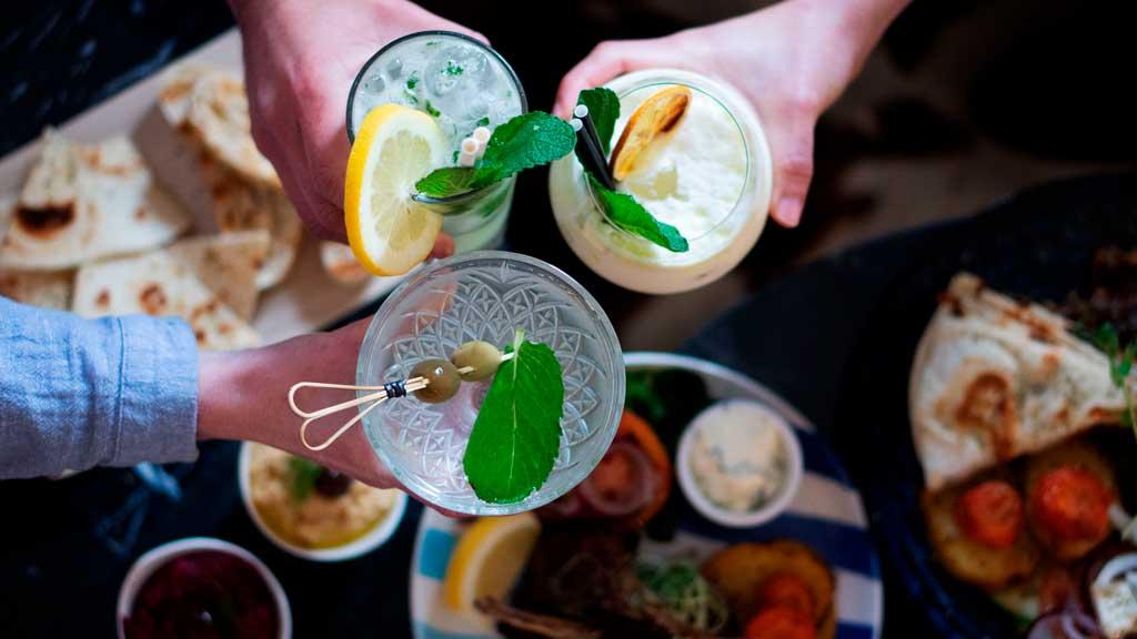 Mezethes Greek Taverna Cocktails