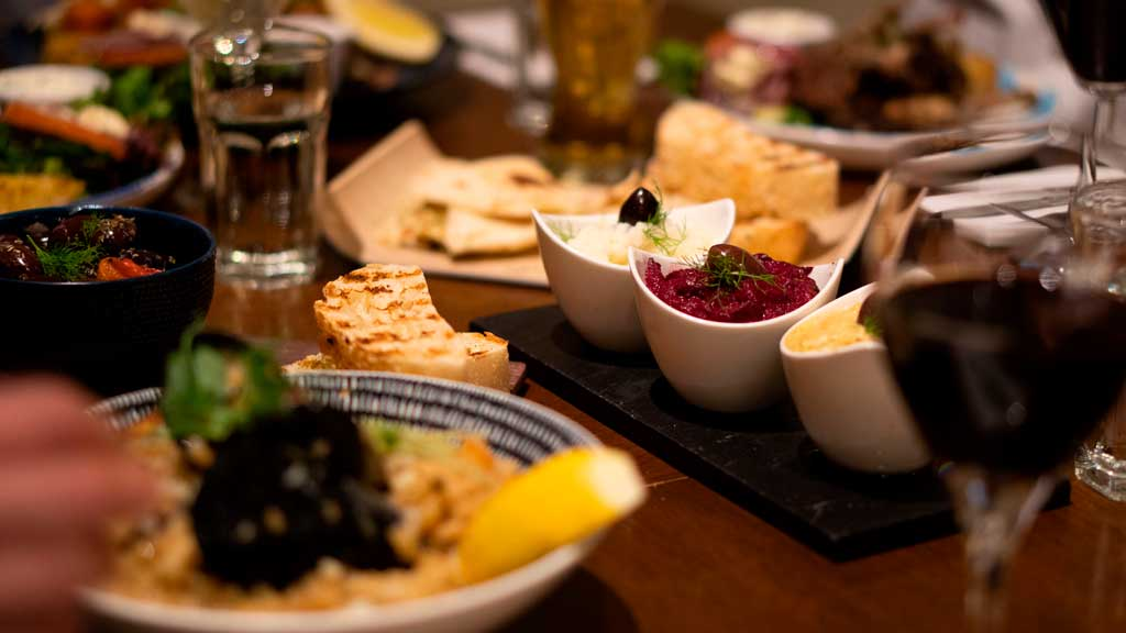 Mezethes Greek Taverna food 07