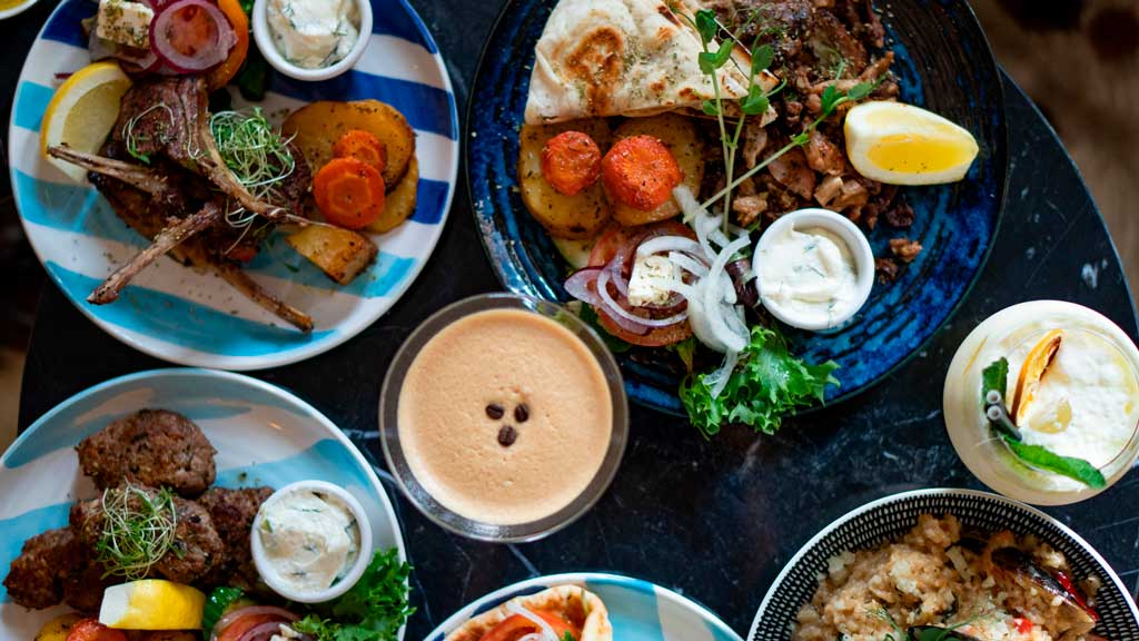 Mezethes Greek Taverna food 05
