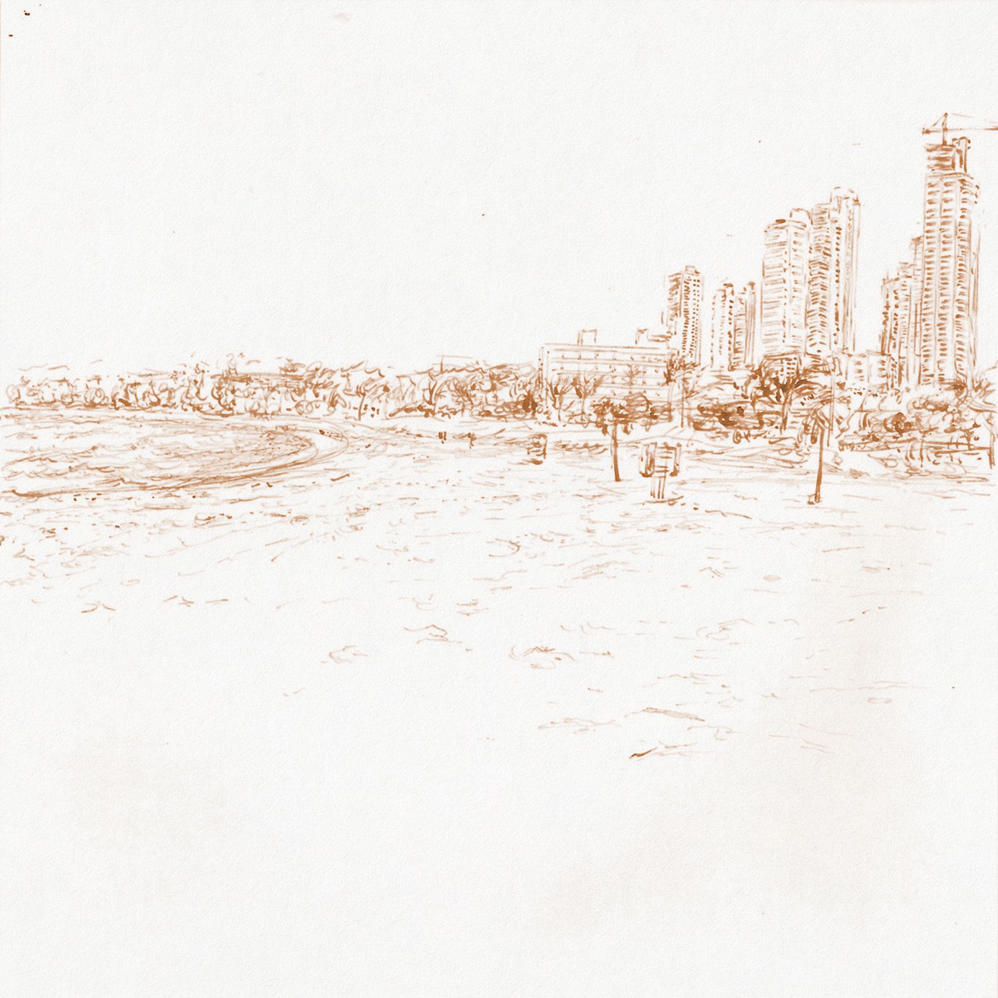 Praia do Cabo Branco João Pessoa Nov 16