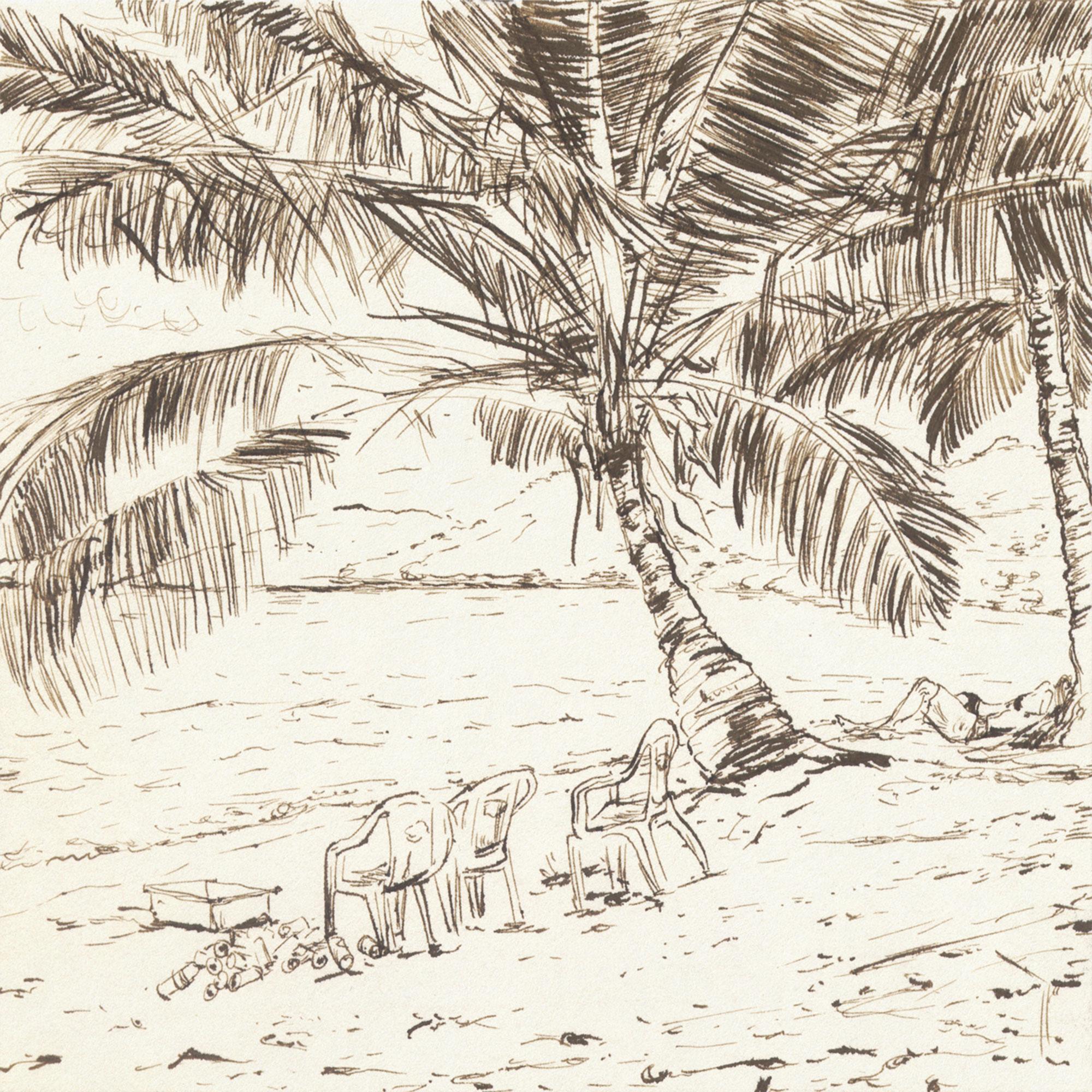 Praia das Éguas Angra April 12