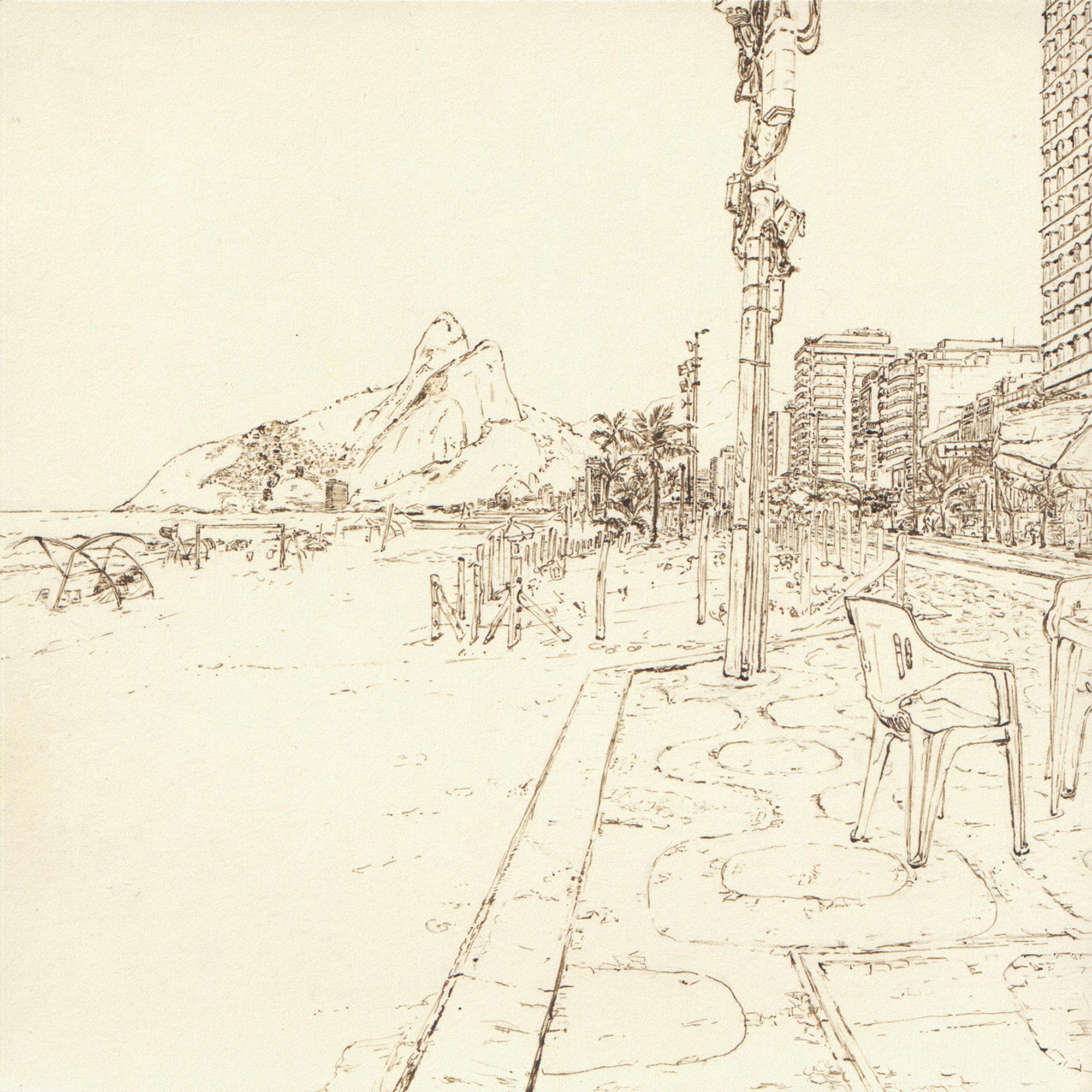 Ipanema Rio de Janeiro April 12