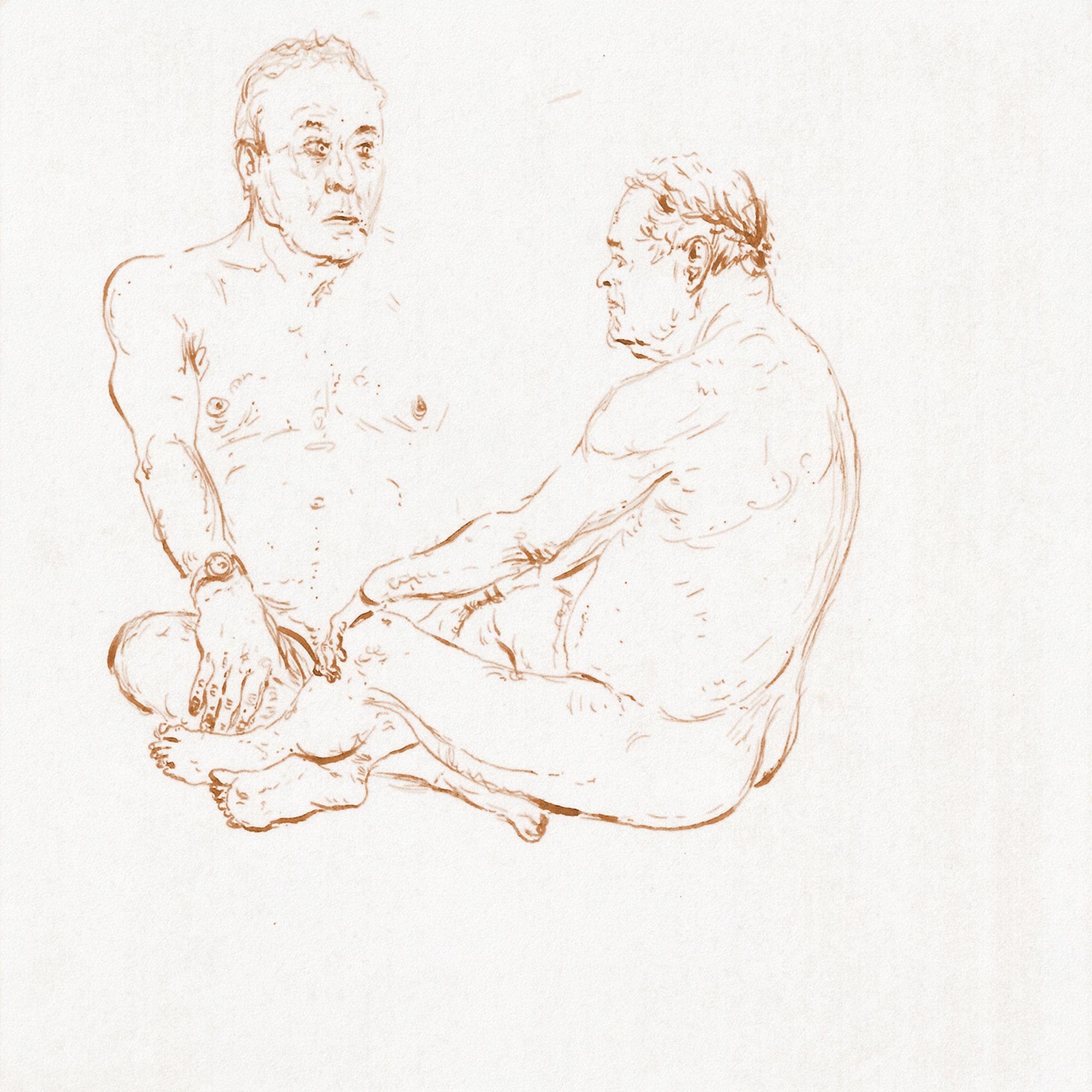 Man study Feb 15