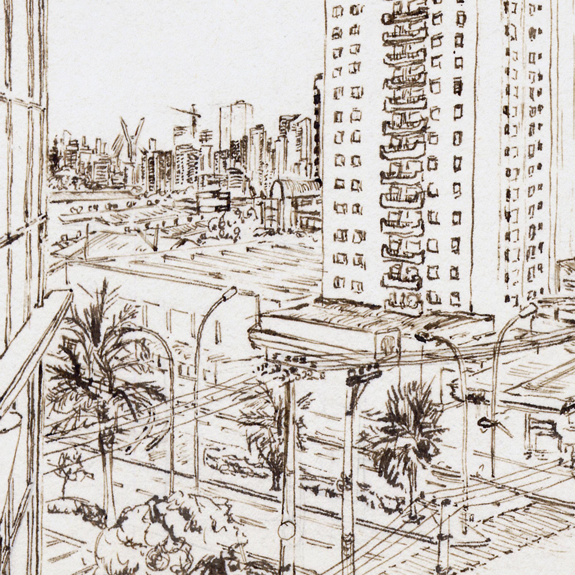 Ibirapuera São Paulo April 12 Detail 1