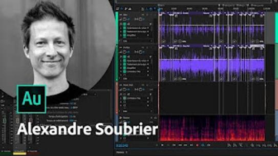 Couverture du podcast vidéo sur Adobe Audition