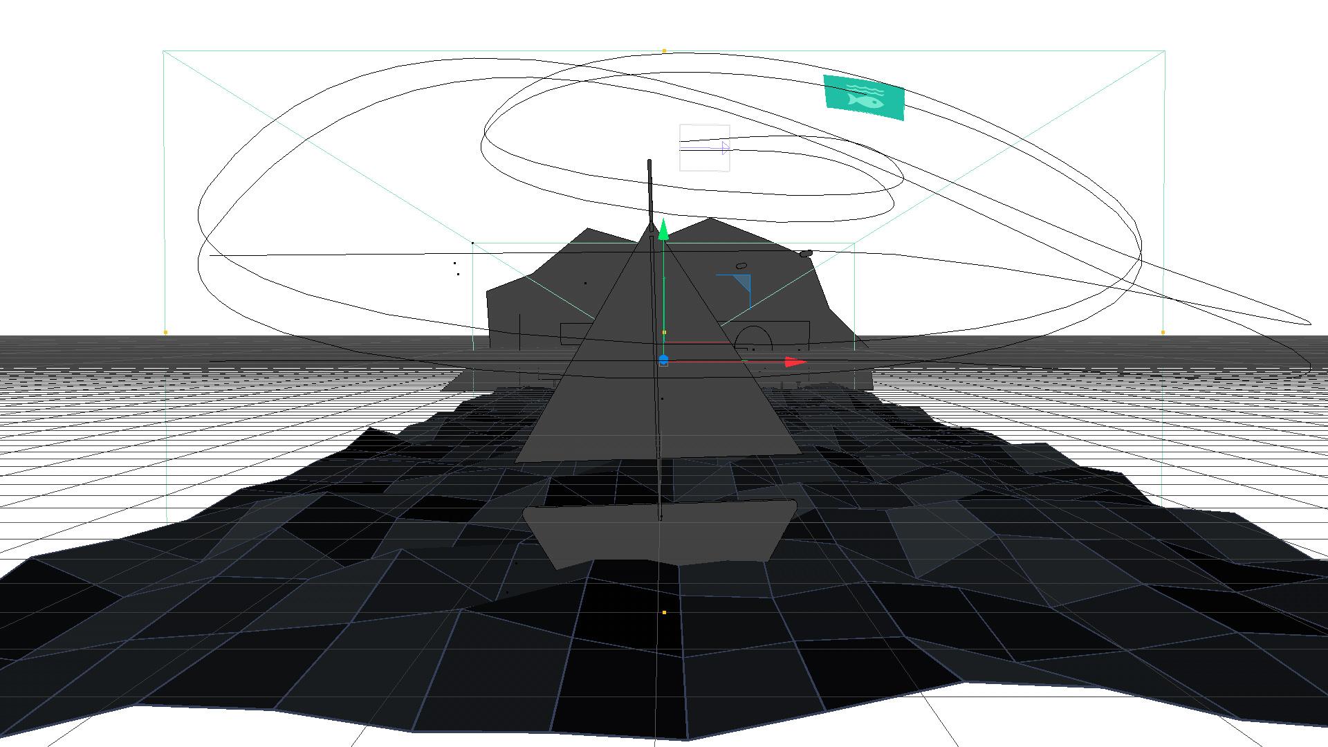 making of d'une image avec un logiciel 3D