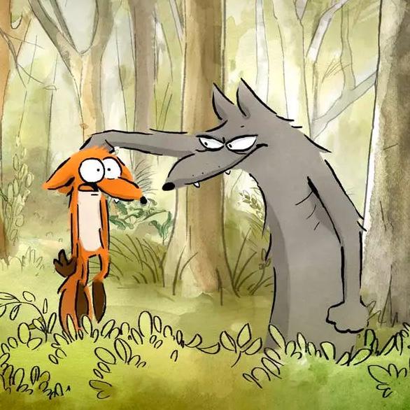 Image de Benjamin Renner, le grand méchant renard
