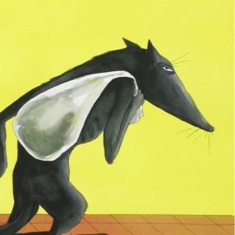 Image d'Anais Vaugelade tirée de son livre La soupe aux cailloux