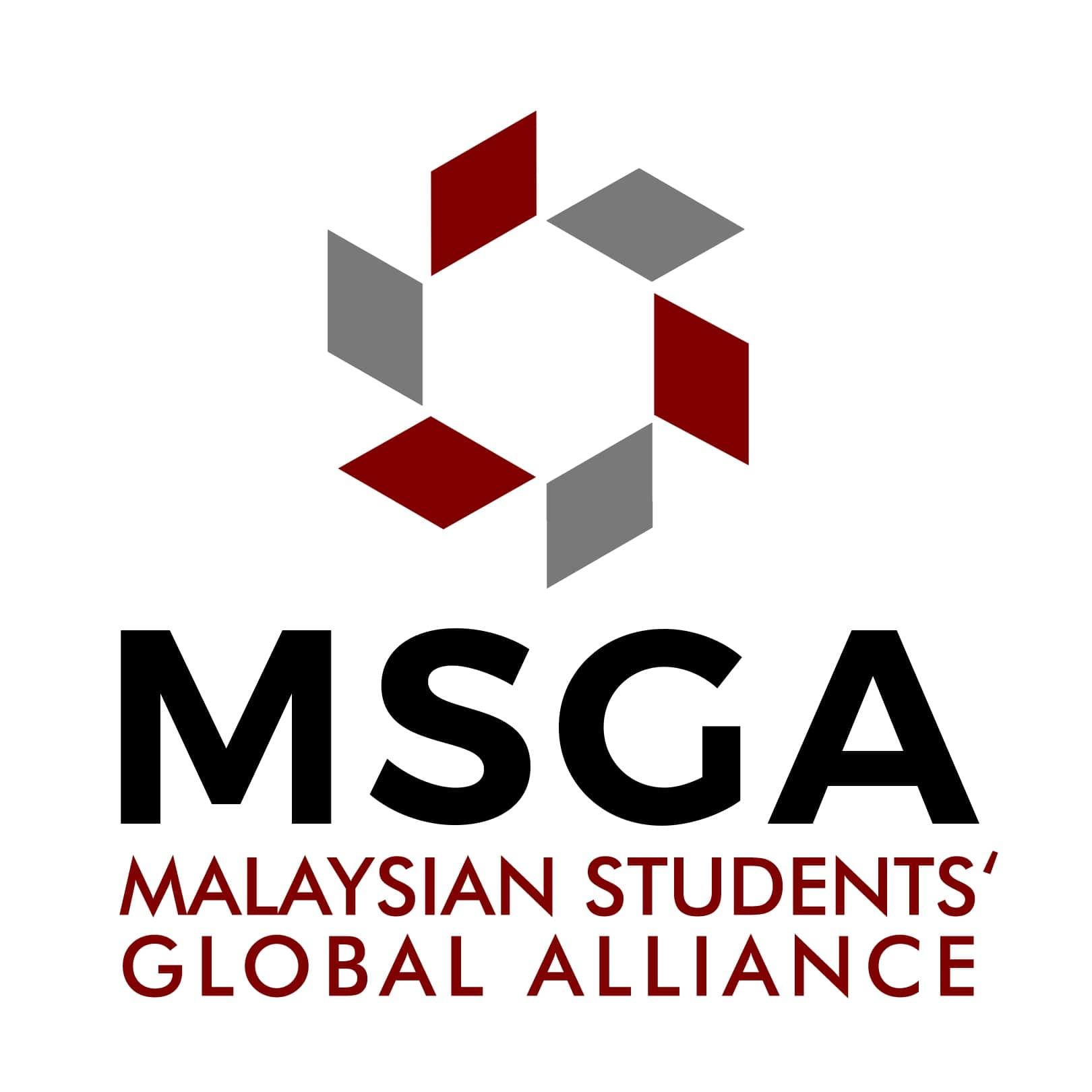 MSGA Stacked Logo