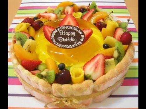 Đặt bánh sinh nhật rau câu Đà Nẵng