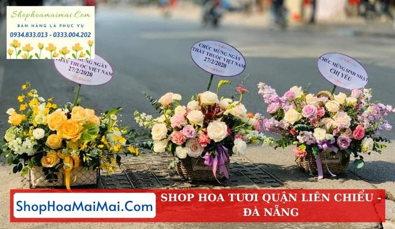 Cửa hàng hoa Hòa Khánh Đà Nẵng
