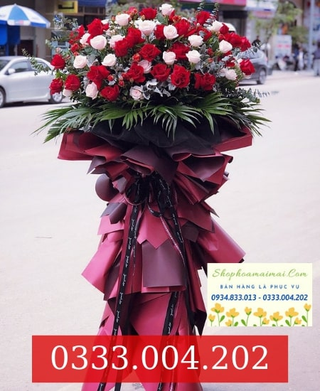 Cửa hàng hoa khai trương Hòa Khánh Đà Nẵng