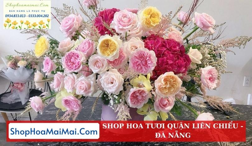 Mua hoa online quận Liên Chiểu