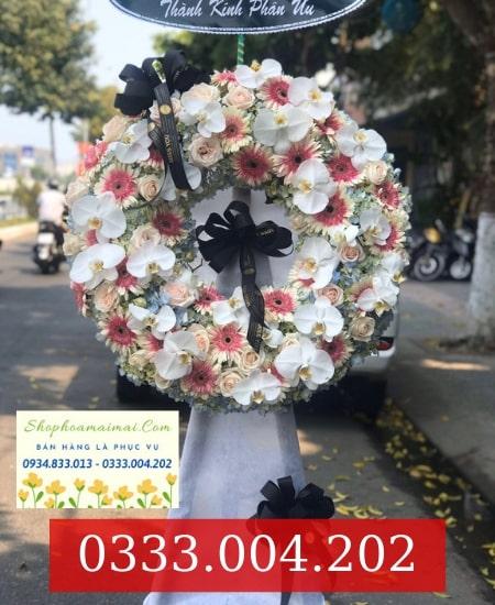 Giao hoa tang lễ tận nơi Hòa Khánh